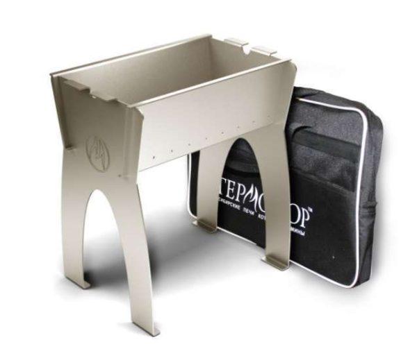 Мангал ТМФ МирТрудМай 2 с сумкой