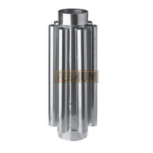 Дымоход-конвектор 0,8мм Феррум